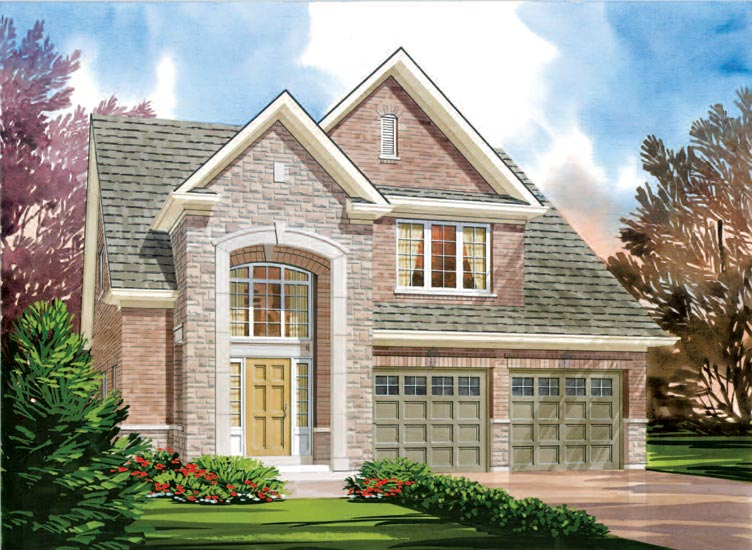 Amesbury Model Home - Picture Homes New Home Developers