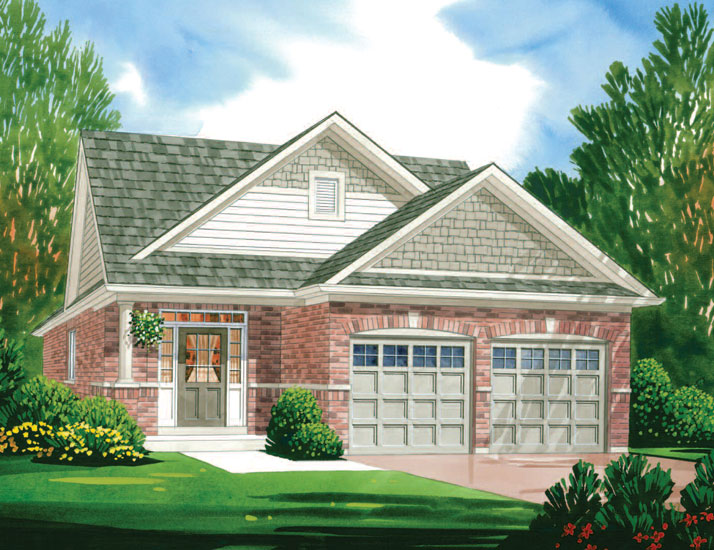 Chatham Model Home - Picture Homes New Home Developers