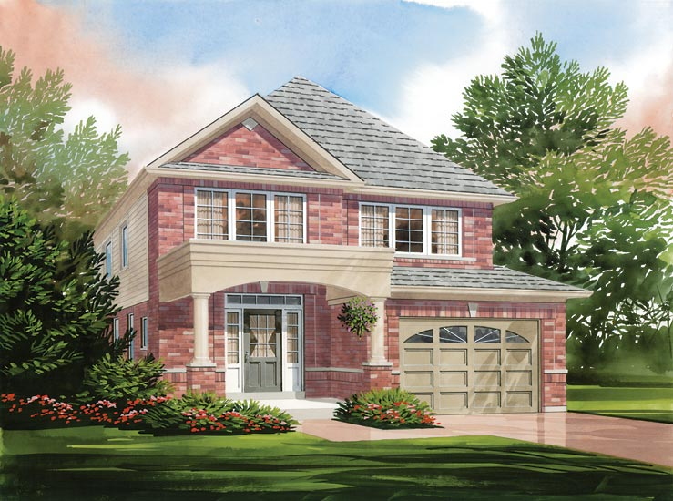 Dorchester Model Home - Picture Homes New Home Developers