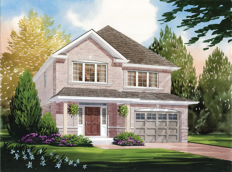 Highbury Model Home - Picture Homes New Home Developers