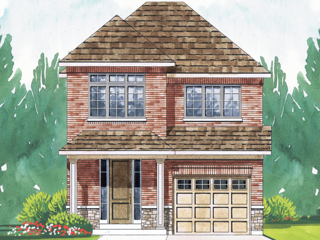 Highgrove C Model Home 1533 Square Foot - Picture Homes New Home Developers