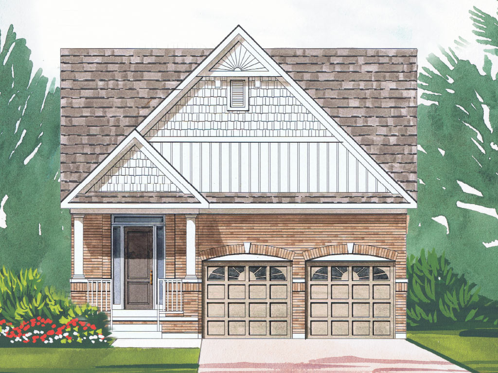 Northhampton A Model Home 2012 Square Foot - Picture Homes New Home Developers
