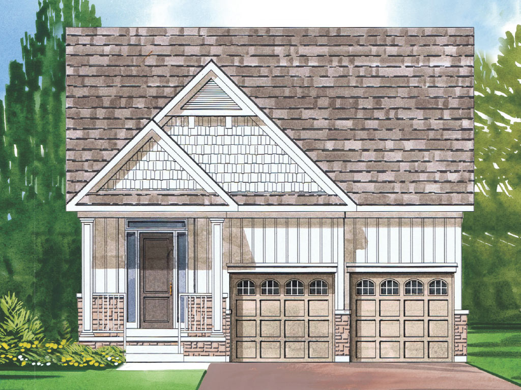 Northhampton B Model Home 2012 Square Foot - Picture Homes New Home Developers