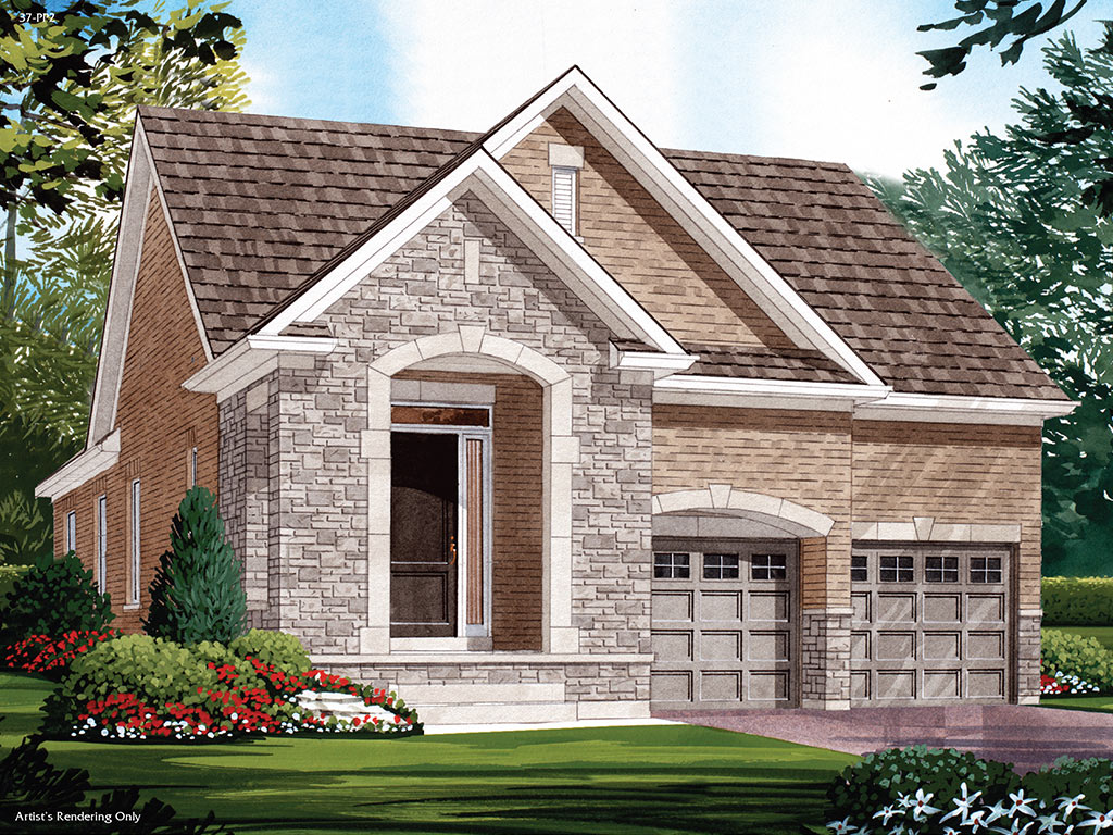 Northhampton C Model Home 2012 Square Foot - Picture Homes New Home Developers
