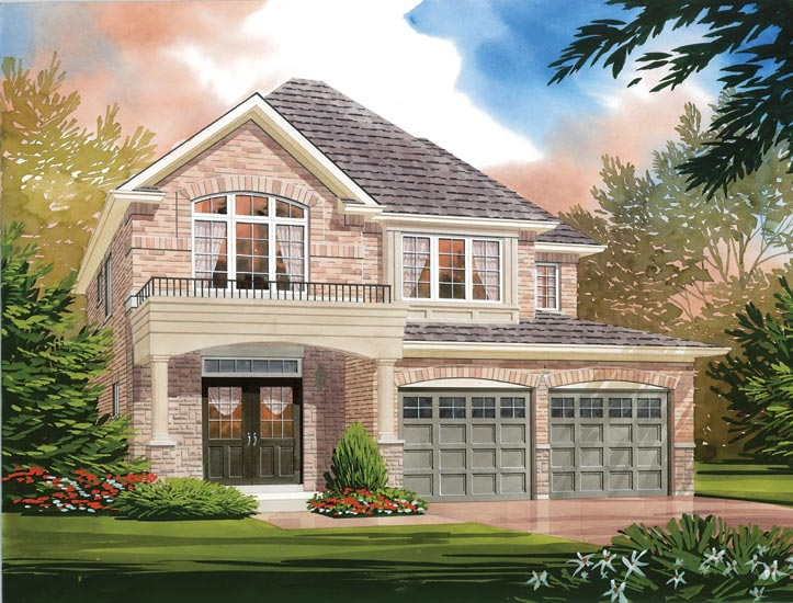 Osgoode Model Home - Picture Homes New Home Developers