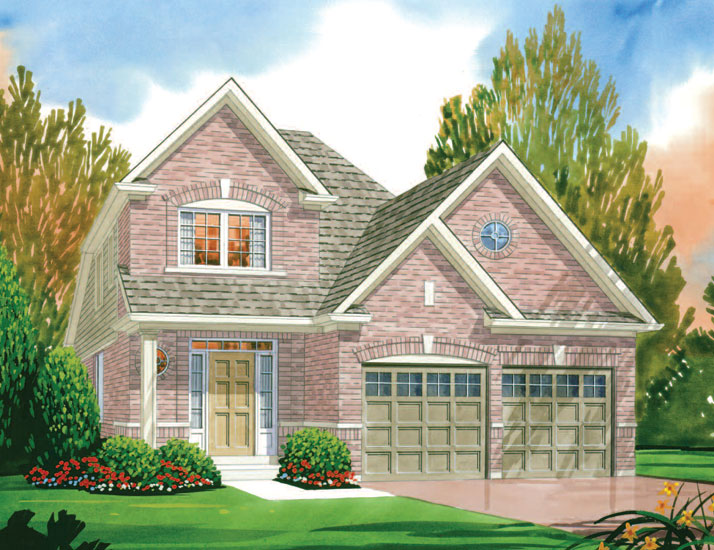 Somerset Model Home - Picture Homes New Home Developers