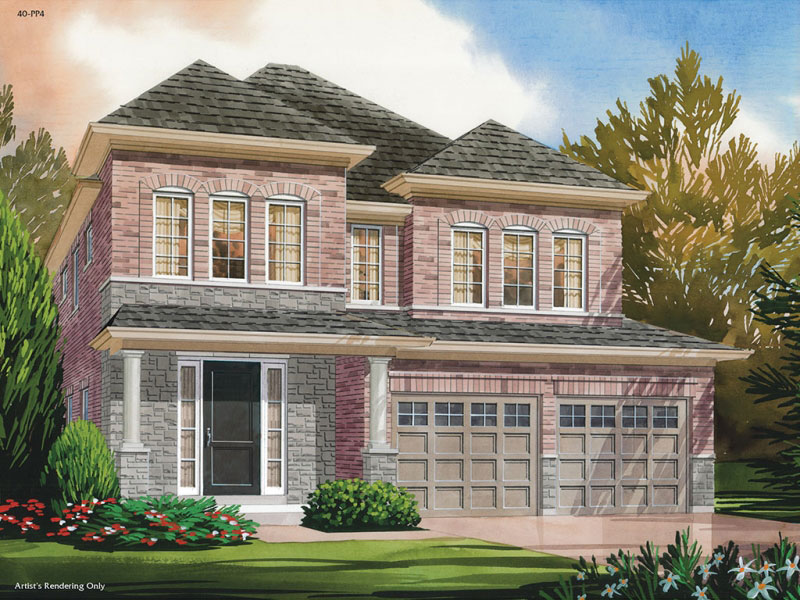 Trails of Lily Lake Community in Peterborough - Picture Homes New Home Builders
